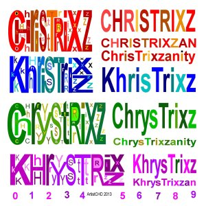 ChrisTrixz - KhrisTrixz_color