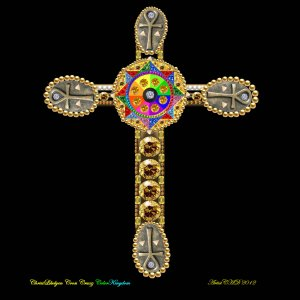 ChristLikelyen Cross Cruxz ColorKingdom ANKH