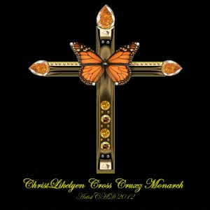 Cross Cruxz ChristLikeylen Monarch