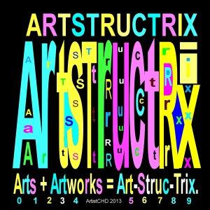 ArtStrucTrix_color neg iimage